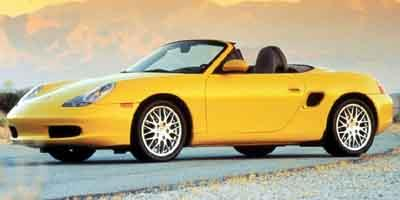 2002 Porsche Boxster Prices and Values Roadster 2D