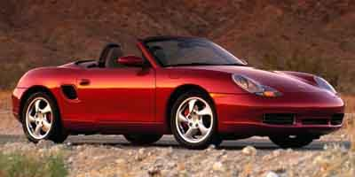 2002 Porsche Boxster Prices and Values Roadster 2D S