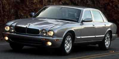 2002 Jaguar XJ Prices and Values Sedan 4D Super V8