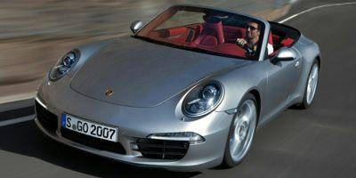 2014 Porsche 911 Prices and Values Cabriolet 2D H6