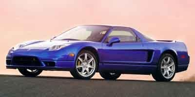 2002 Acura NSX Prices and Values 2 Door Coupe Targa
