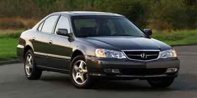 2003 Acura TL Prices and Values Sedan 4D 3.2