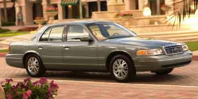 2003 Ford Crown Victoria Sedan 4D S Extended