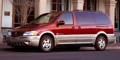 2003 Pontiac Montana Prices and Values Wagon Extended 4D