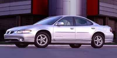 2003 Pontiac Grand Prix Prices and Values Sedan 4D GT Limited