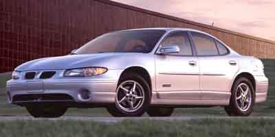 2003 Pontiac Grand Prix Prices and Values Sedan 4D GTP