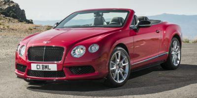 2015 Bentley Continental GT V8 S Prices and Values 2 Door Convertible