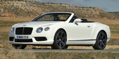 2015 Bentley Continental GT V8 Prices and Values 2 Door Convertible