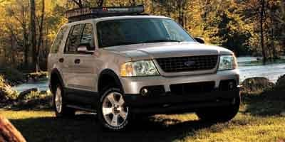 2003 Ford Explorer Utility 4d Xlt 4wd Expert Reviews Pricing