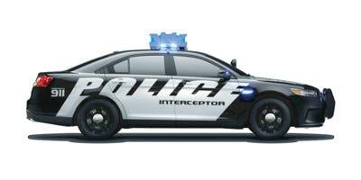 2013 ford police interceptor sedan specs