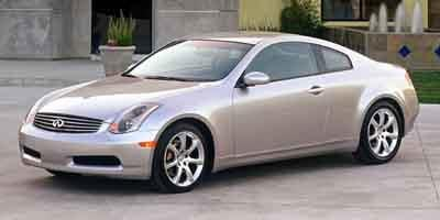 2003 INFINITI G35 Coupe Prices and Values Coupe 2D (AT/6 Spd)