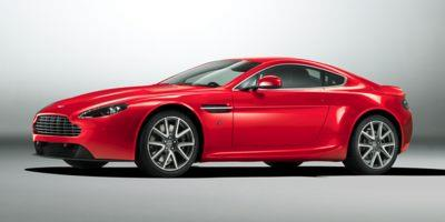 2014 Aston Martin V8 Vantage Prices and Values 2 Door Coupe