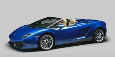 2014 Lamborghini Gallardo Prices and Values 2 Door Spyder