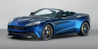 2014 Aston Martin Vanquish Prices and Values 2 Door Convertible