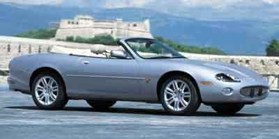 2003 Jaguar XK8 Prices and Values Convertible XKR Supercharged
