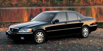 2003 Acura RL Prices and Values Sedan 4D 3.5