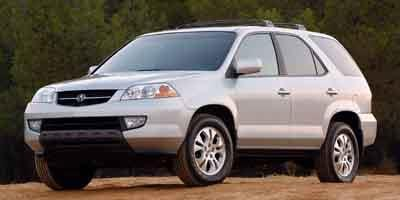 2003 Acura MDX Prices and Values Util 4D Touring Navigation 4WD