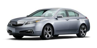 2014 Acura TL Prices and Values Sedan 4D Advance V6