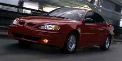 2003 Pontiac Grand Am Prices and Values Sedan 4D