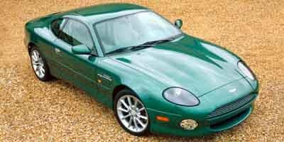 2002 Aston Martin DB7 Vantage Prices and Values 2 Door Coupe