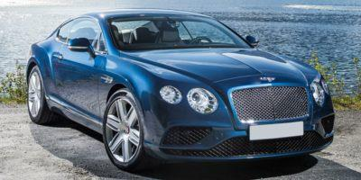 2016 Bentley Continental GT Prices and Values 2 Door Coupe