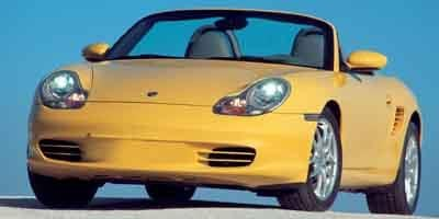 2003 Porsche Boxster Prices and Values Roadster 2D