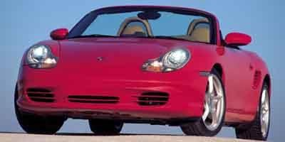 2003 Porsche Boxster Prices and Values Roadster 2D S