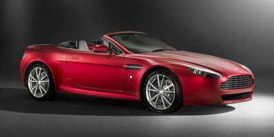 2016 Aston Martin V8 Vantage Prices and Values 2 Door Roadster (Manual)