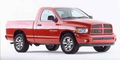2003 Dodge Ram 1500 Prices and Values Regular Cab SLT 4WD