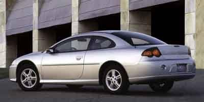 2004 Dodge Stratus Prices and Values Coupe 2D SXT