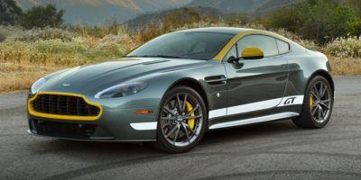 2016 Aston Martin V8 Vantage Prices and Values 2 Door Coupe (Manual)