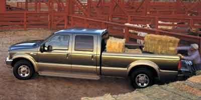 2003 Ford Super Duty F-250 Crew Cab Lariat 4WD Specs and