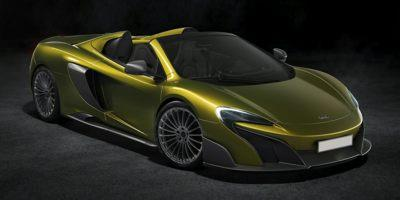 2016 McLaren 675LT Prices and Values 2 Door Spider