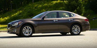 2015 INFINITI Q70h Prices and Values Sedan 4D V6 Hybrid