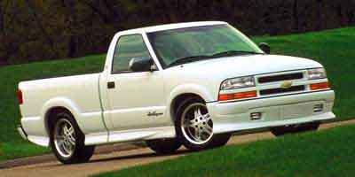 2000 Chevrolet S 10 Spec Performance Regular Cab Specifications And Pricing