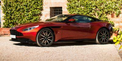 2017 Aston Martin DB11 Prices and Values 2 Door Coupe