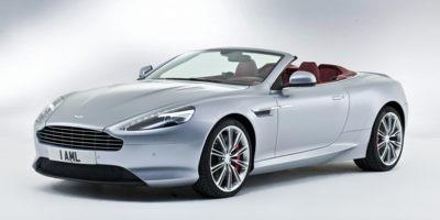 2016 Aston Martin DB9 Prices and Values 2 Door Convertible