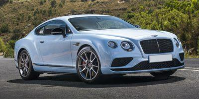 2017 Bentley Continental Prices and Values 2 Door Coupe