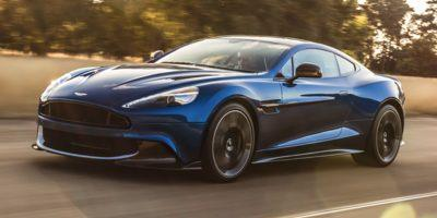 2017 Aston Martin Vanquish Prices and Values 2 Door Coupe