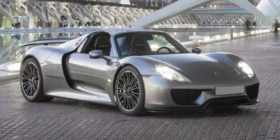2015 Porsche 918 Spyder Prices and Values 2 Door Spyder With Weissach Package