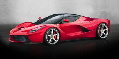 2014 Ferrari LaFerrari Prices and Values