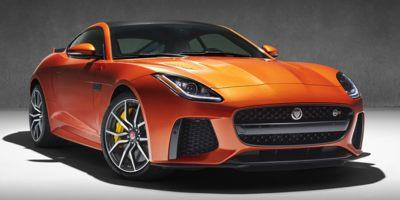 2018 Jaguar F-TYPE Base Price Coupe Auto SVR AWD Pricing