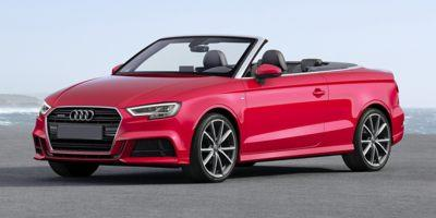 2018 Audi A3 Cabriolet Base Price 2.0 TFSI Prestige quattro AWD Pricing