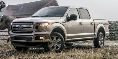2018 Ford F-150 Base Price XLT 4WD SuperCrew 5.5' Box Pricing