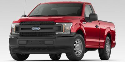 2018 Ford F-150 Base Price XLT 2WD SuperCrew 5.5' Box Pricing