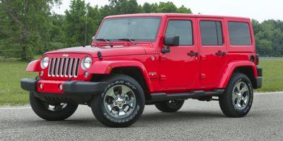 2018 Jeep Wrangler JK Unlimited Base Price Rubicon 4x4 Pricing