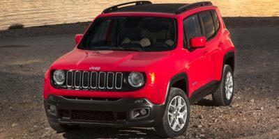 2018 Jeep Renegade Base Price Limited 4x4 Pricing