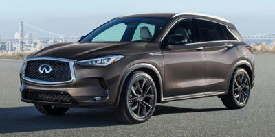 2019 INFINITI QX50 Base Price LUXE FWD Pricing