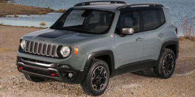 2018 Jeep Renegade Base Price Latitude FWD Pricing