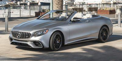 2018 Mercedes-Benz S-Class Base Price AMG S 63 4MATIC Cabriolet Pricing